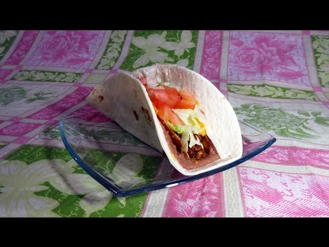 Tacos with Homemade Seasoning - What's For Din'? - Courtney Budzyn - Recipe 6