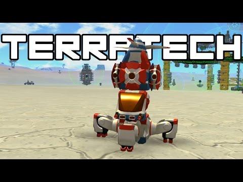 Terra Tech - Venture Company Jump-O-Copter! - TerraTech Gameplay
