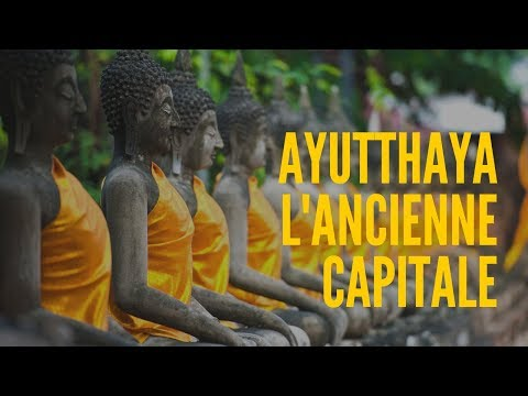 Ayutthaya tour Bangkok to Ayutthaya to Chiang Mai by train
