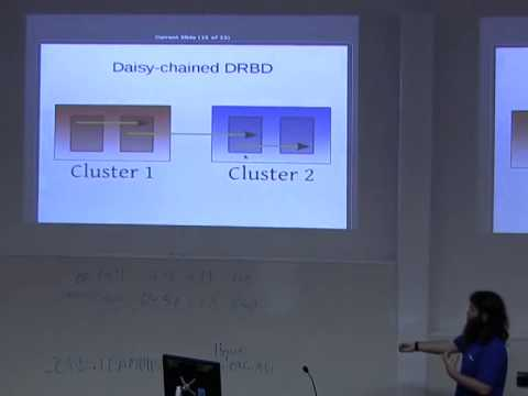 Abusing DRBD for low-downtime, multi-terabyte database migrations [linux.conf.au 2014]