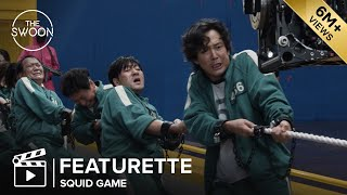 [Behind the Scenes] Let the games begin | Squid Game Featurette [ENG SUB]