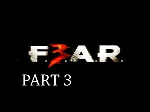 F.E.A.R. 3 Co-op Gameplay Part3 - Cutscenes - No Commentary