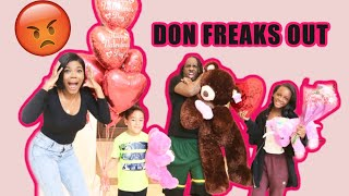 MICAH SURPRISES YAYA FOR VALENTINES DAY **DON FREAKS OUT**
