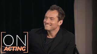 Jude Law on the Start of His Career & Actors He Admired   BAFTA New York