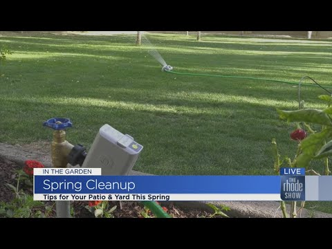 Get your lawn ready for the season