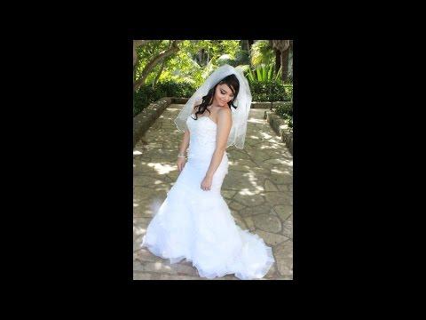 My EBAY Wedding Dress