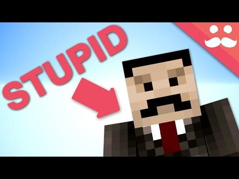 20 Stupid Mistakes I ALWAYS MAKE in Minecraft!