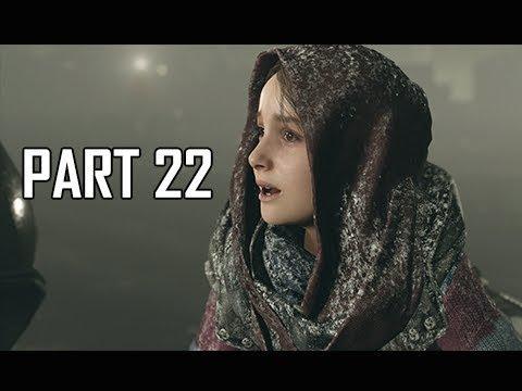 DETROIT BECOME HUMAN Gameplay Walkthrough Part 22 - BORDER (PS4 Pro 4K Let's Play)