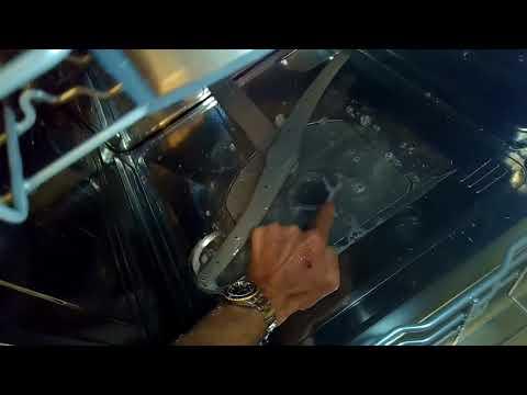 Bosch Dishwasher —Water Level