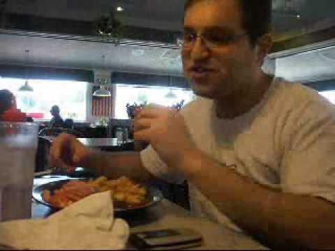 Eating The Ohio Deli's Dagwood Club