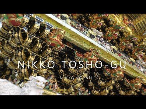 Japan, Nikko  - Nikko Toshogu (2018)