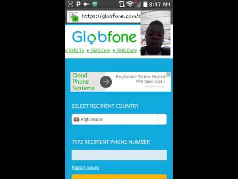 send free sms and call to anyone anywere online now