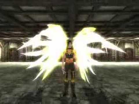 Tyrael wings