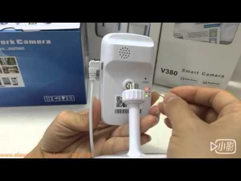 V380 HD WiFi CCTV IP Camera Setup on Android Phone