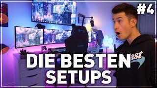 Die BESTEN Gaming Setups | Folge 4