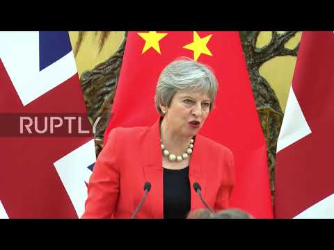 China: Brexit will not affect China-UK relations - Premier Li tells May