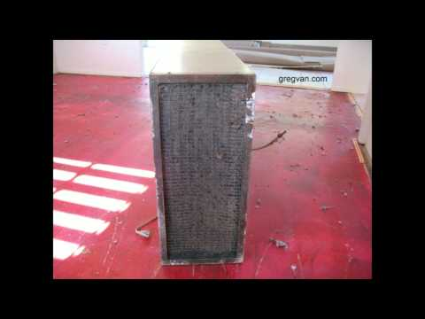 Replace Those Dirty Forced Air Unit Air Filters - Home Maintenance