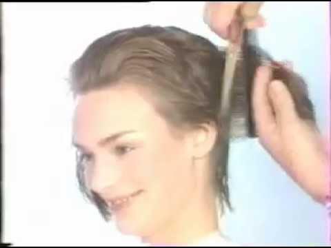 simple method to cut their hair short