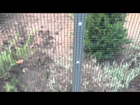 HOW TO GET YOUR AVIARY WIRE MESH ASSEMBLED