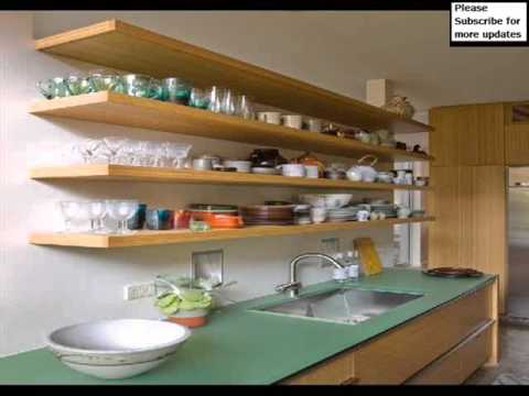 Kitchen Wall Shelving Ideas  Wall Shelves Picture Collection