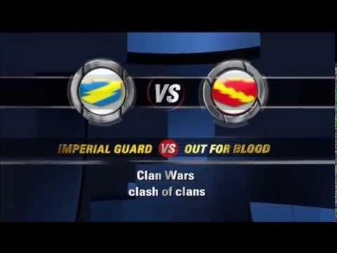 Imperial Guard CLAN WAR!!!
