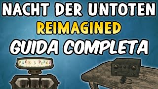 EASTER EGG 20 BOTTIGLIE Nacht Der Untoten Reimagined - PAP & FUGA (Call of Duty Zombies)