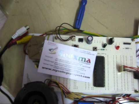 PC controlled stepper motor and digital camera (Rs.7000/-)