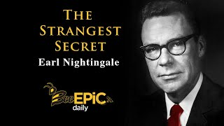 The Strangest Secret by Earl Nightingale (quality recording)