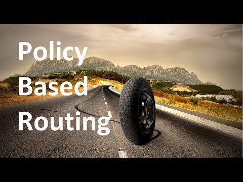 Policy Based Routing on Cisco Router config included