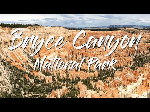 Bryce Canyon National Park (Utah) Travel Highlights - Tea Time with Nami (Ep4)