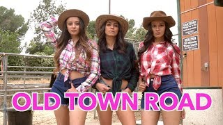 Old Town Road Dance Choreography ft. Simmi Singh   When You Want a Cowboy's Attention