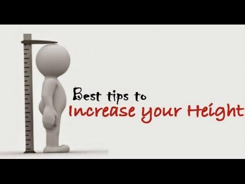 Best Tips To increase Height Naturally/100% Effective हाइट (लंबाई) बढ़ाने के लिए आजमाएँ ये 10 तरीके