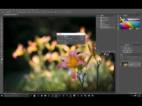 Automate Watermarking Images in Photoshop CC