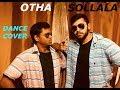 Otha Sollaala Dance Video   Aadukalam   Dhanush   GV. Prakash   American Version   Karthik Nats