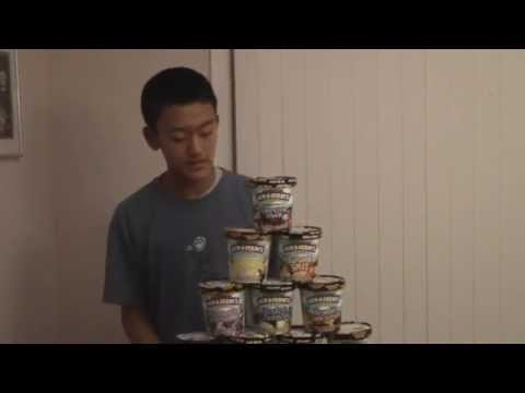 Ben and Jerry's Ice Cream Pint Collection