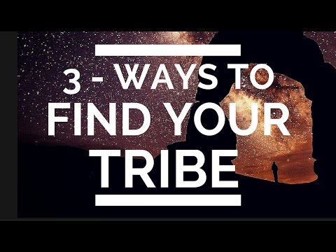 3 - Ways To Attract High Vibration Relationships... (Find Your Tribe)