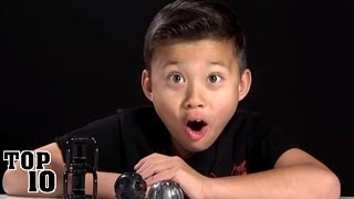 Top 10 Youngest Youtube Millionaires