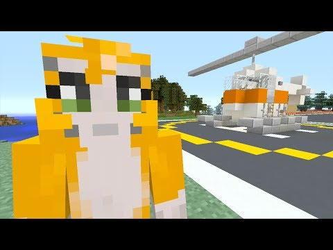 Minecraft Xbox - Helicopter [539]