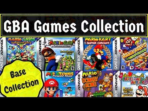 Nintendo Game Boy Advance Collection | October 2017