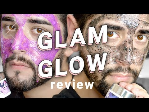 GLAM GLOW PEEL OFF MASK REVIEW - I Try Before YOU Buy ✖ James Welsh