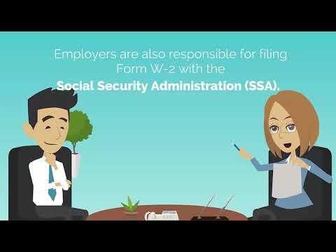 IRS W-2 Form, Wage and Tax Statement - TaxBandits