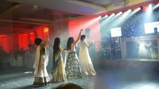 Amit and Nainas Wedding - Siblings Performance