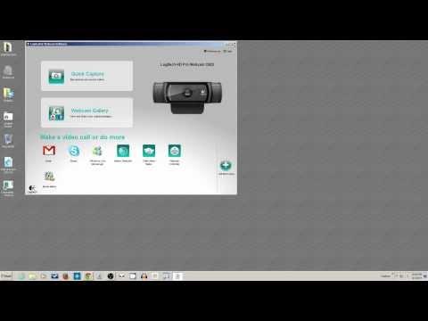 Logitech Shortcuts and Resolution Settings