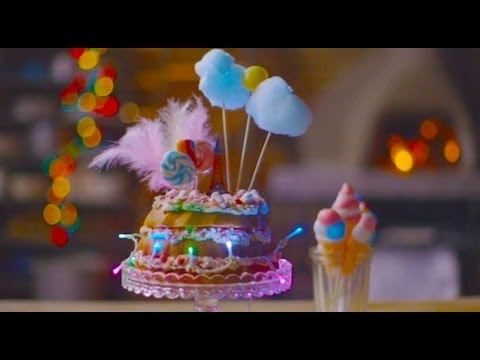 Blackpool Pleasure Cake - The Fabulous Baker Brothers