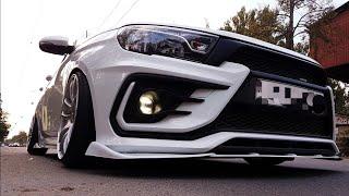 Что, если сделать стильную Lada Vesta. МитяDrive и его стильная Веста