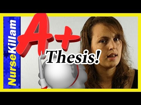 5 steps for writing a killer thesis statement with examples. Key for an excellent Persuasive Essay