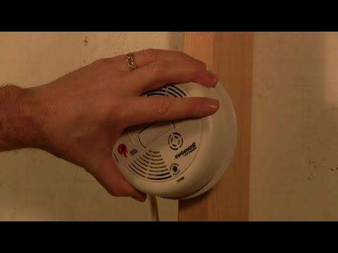 How To Replace COS2010 Smoke and CO Detector
