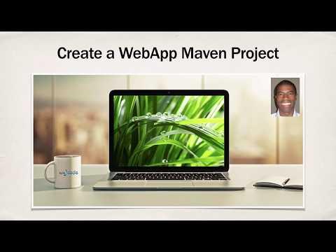 Maven Tutorial #8 - Creating a Web Project