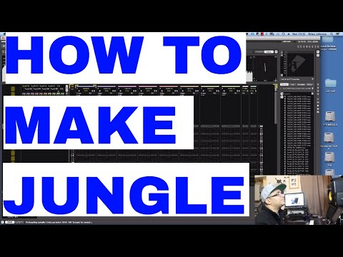 How to make a Jungle beat in renoise  part 2