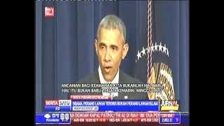 Obama_Perangi ISIS Bukan Perang Dengan Islam Tapi Perang Dgn Orang Yg Menyesatkan Islam
